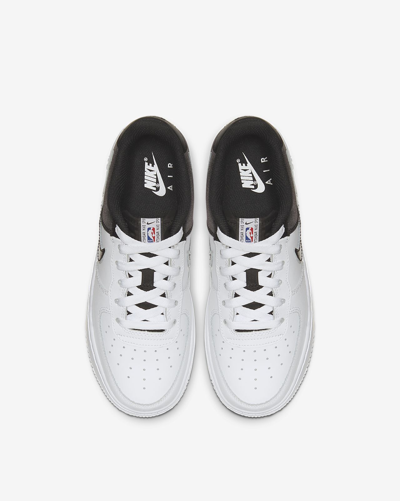 Zapatillas nike air force 1 low blanco clásico original en