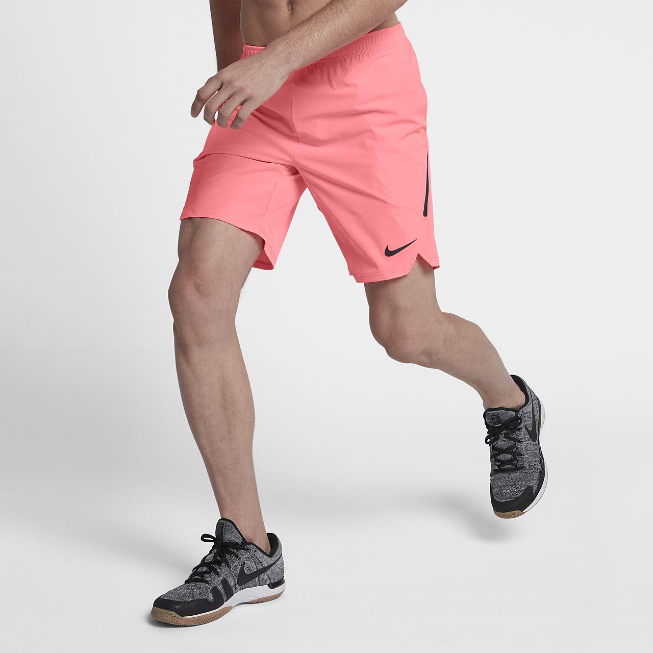 "NikeCourt Flex Ace Men's 9"" (23cm approx.) Tennis Shorts. Nike.com LU"