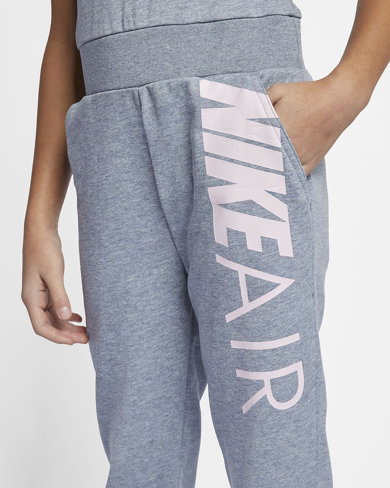 baf8a7a0a8b3 Nike Air Big Kids  (Girls ) Jumpsuit. Nike.com