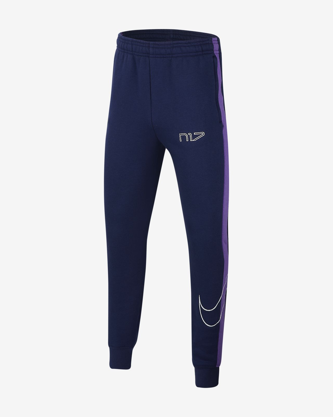 Pantalones de tejido Fleece para niño talla grande Tottenham Hotspur