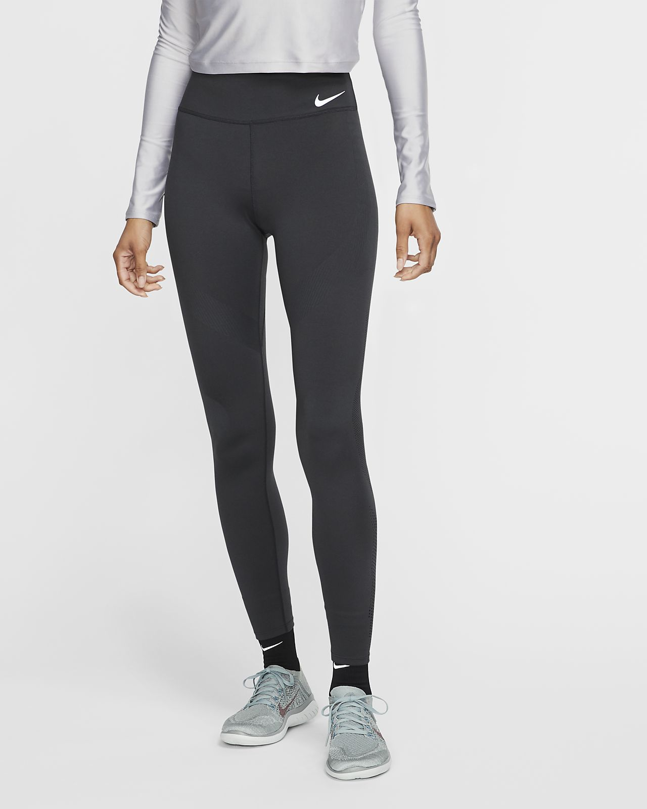 Nike Techknit Epic Lux Hardlooptights voor dames