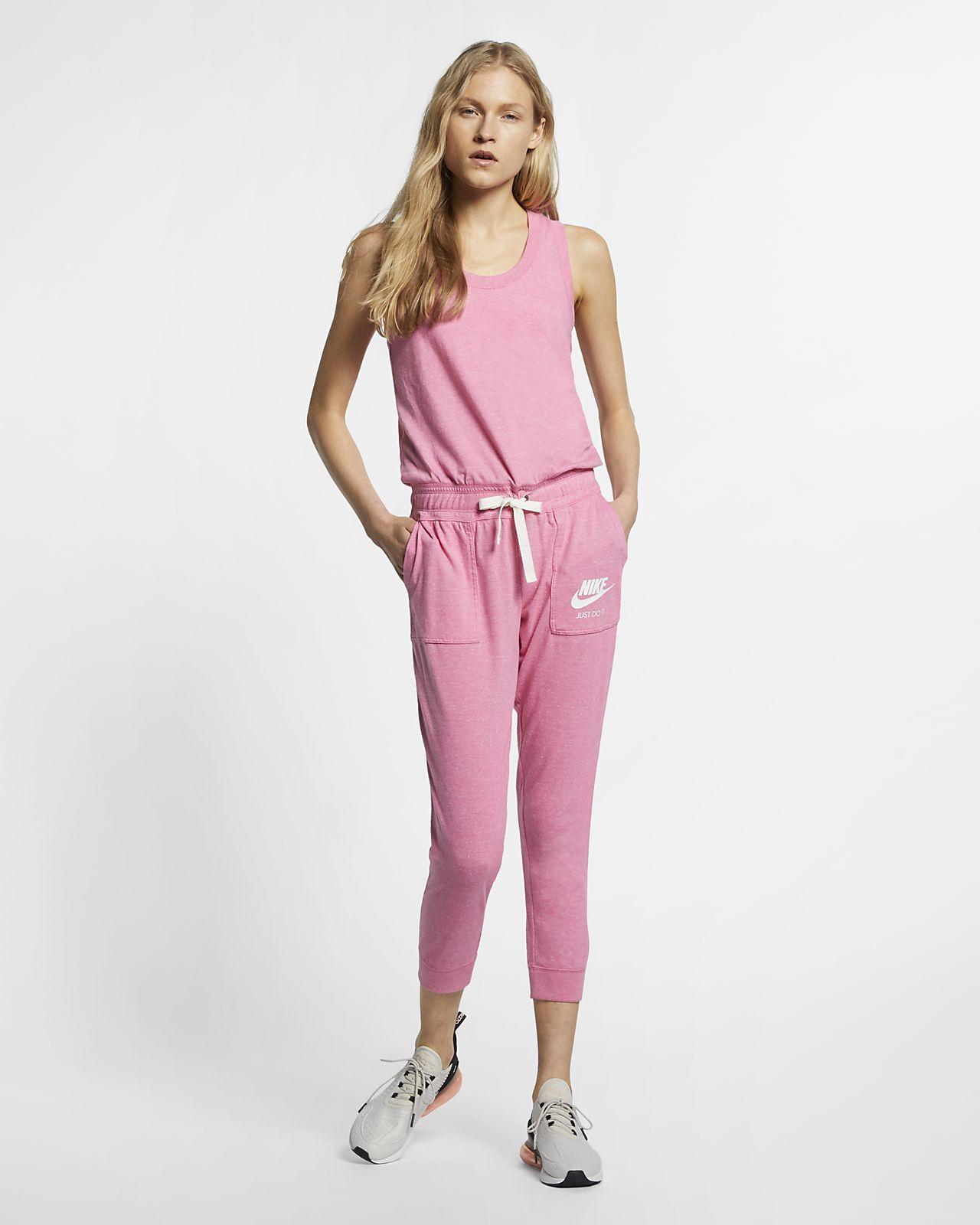 390d073a Nike Sportswear Gym Vintage Women's Jumpsuit. Nike.com