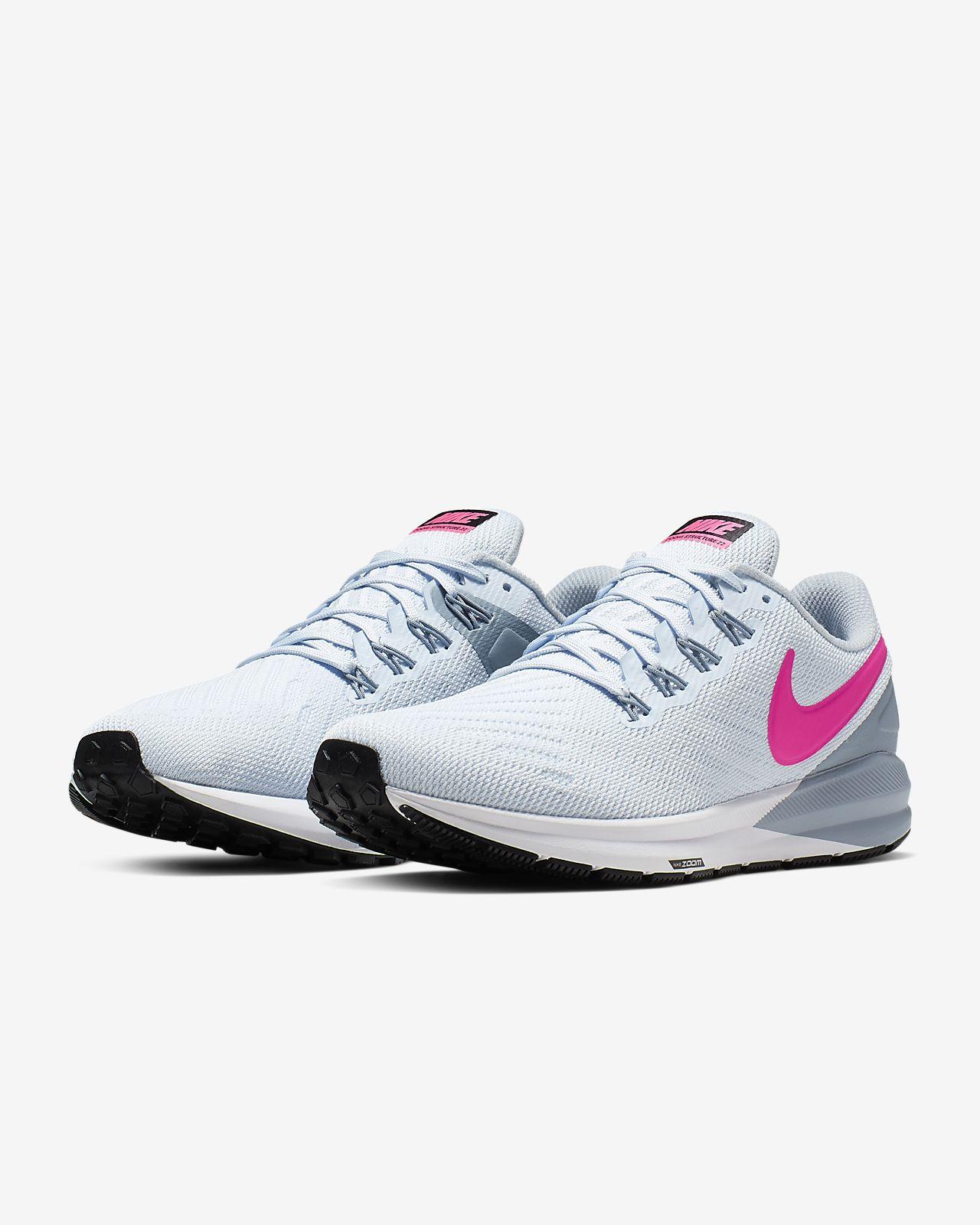 a57c0bd939734 Nike Air Zoom Structure 22 Women s Running Shoe. Nike.com