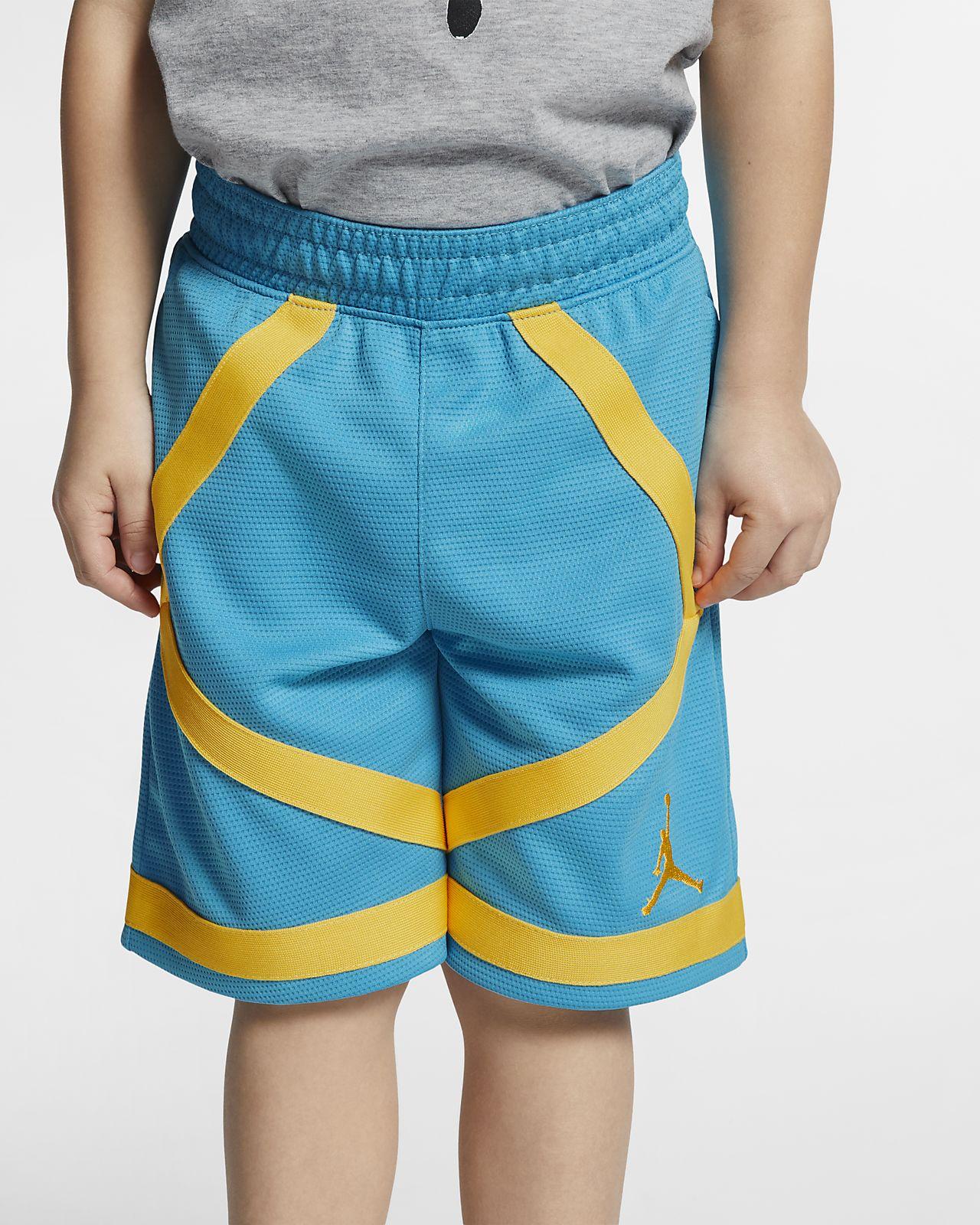 Jordan Dri-FIT Diamond-shorts til små børn