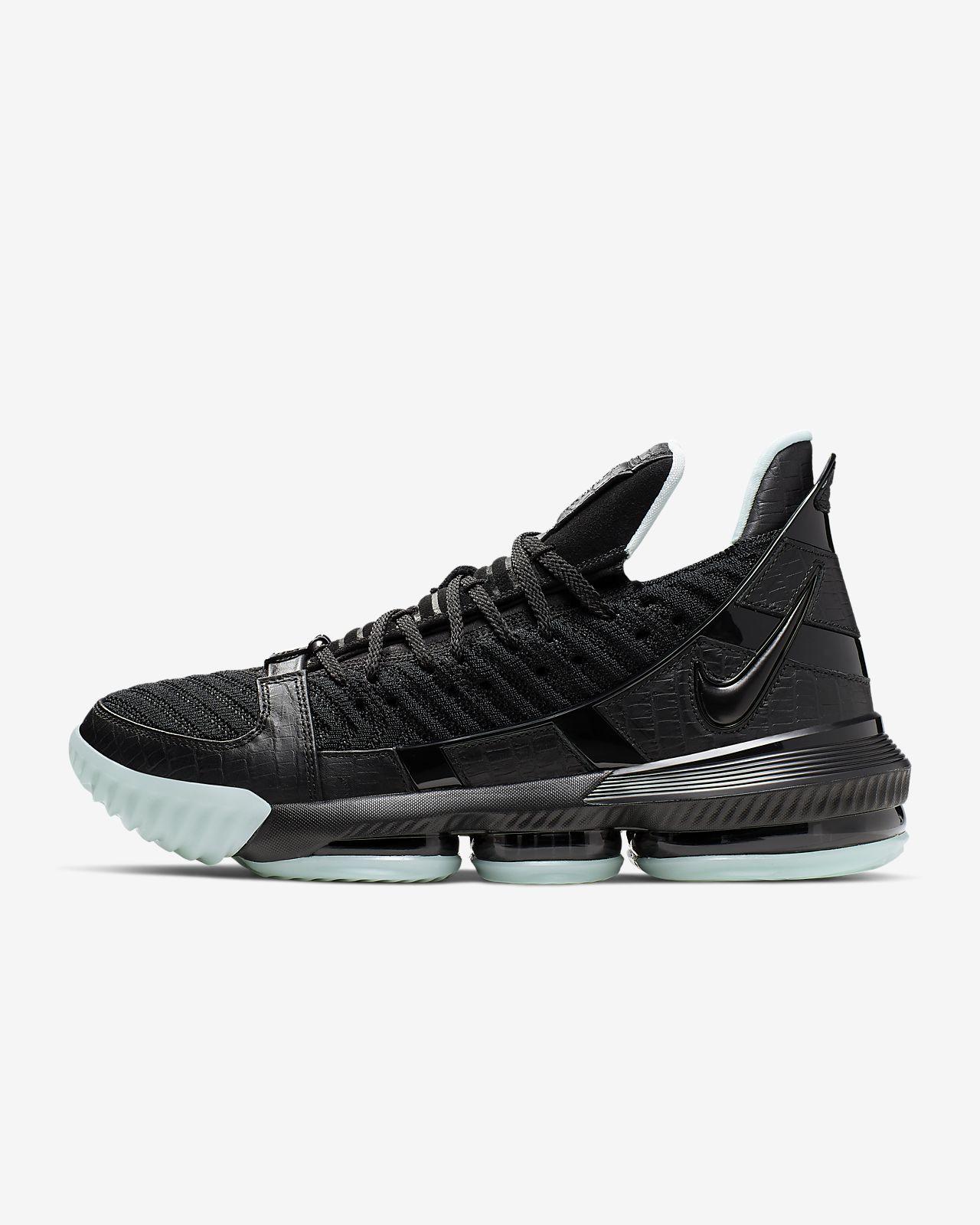 LeBron 16 Glow Basketball Shoe