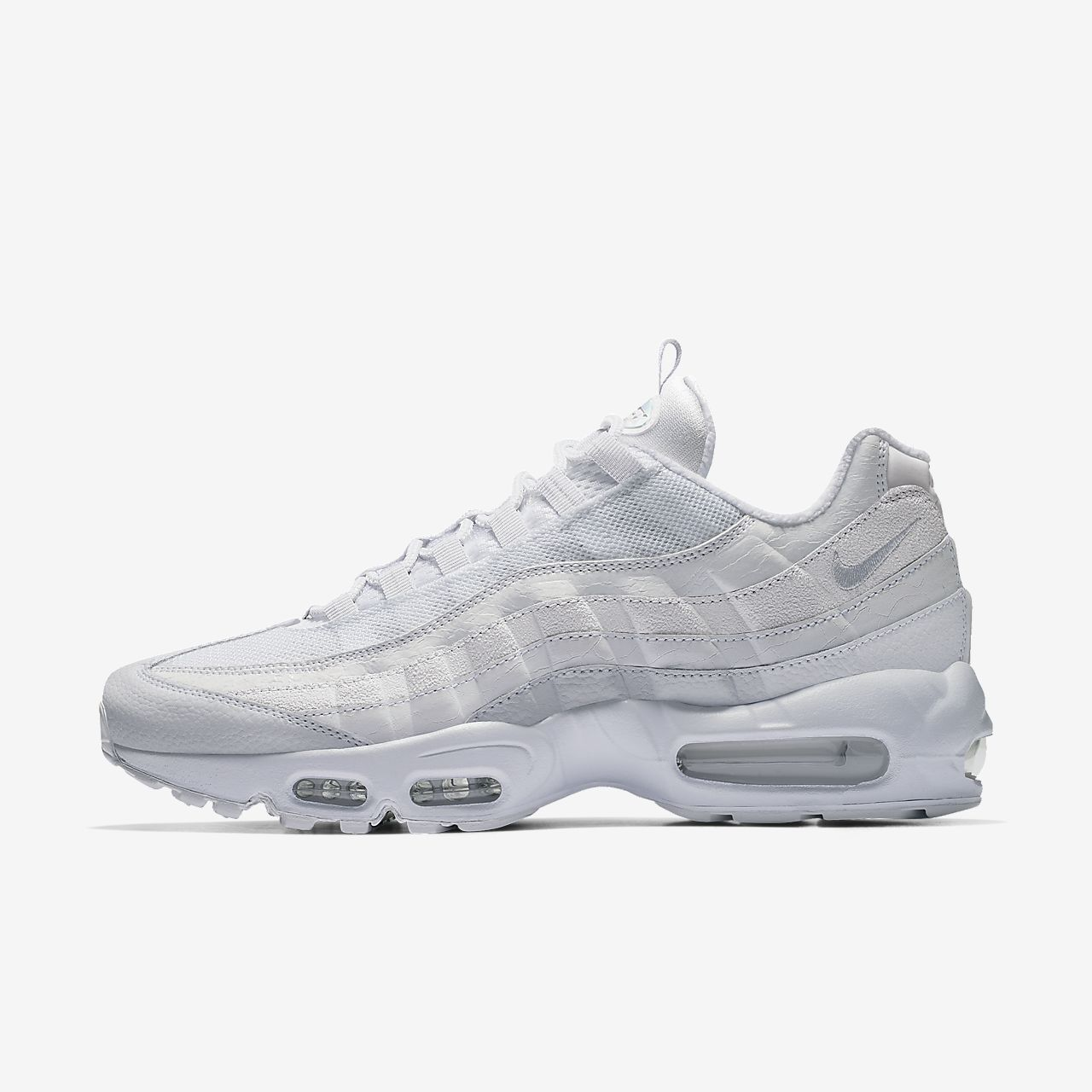 new images of store get new Nike Air Max 95 iD Winter White Men's Shoe