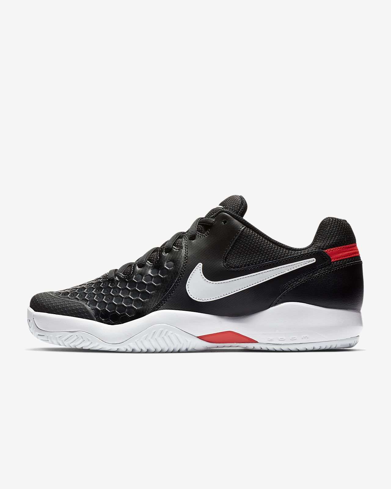 NikeCourt Air Zoom Resistance 男款硬地球場網球鞋