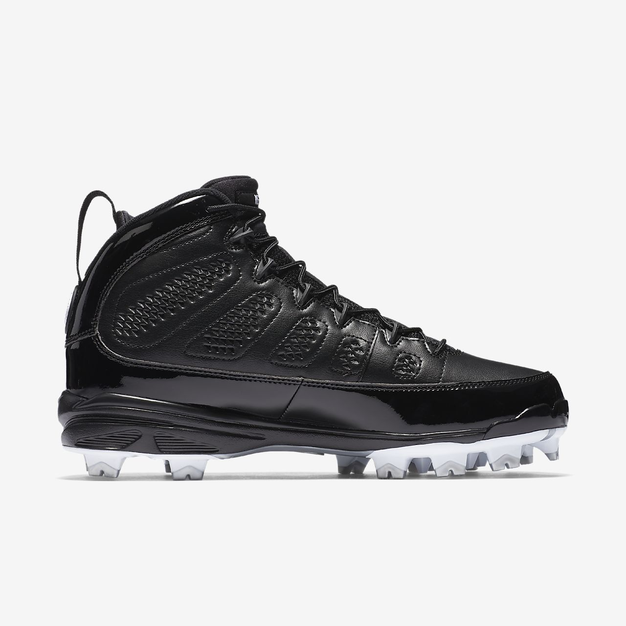 kids metal baseball cleats jordan ix