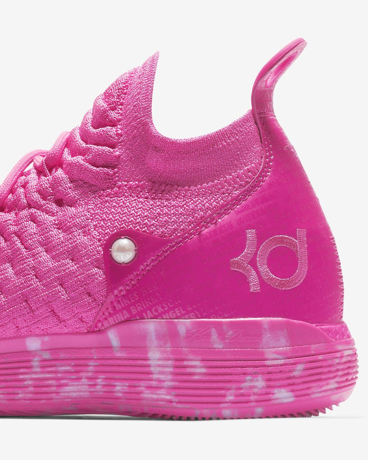 aaf4b901d76 Nike Zoom KD11 Aunt Pearl Basketball Shoe. Nike.com ID