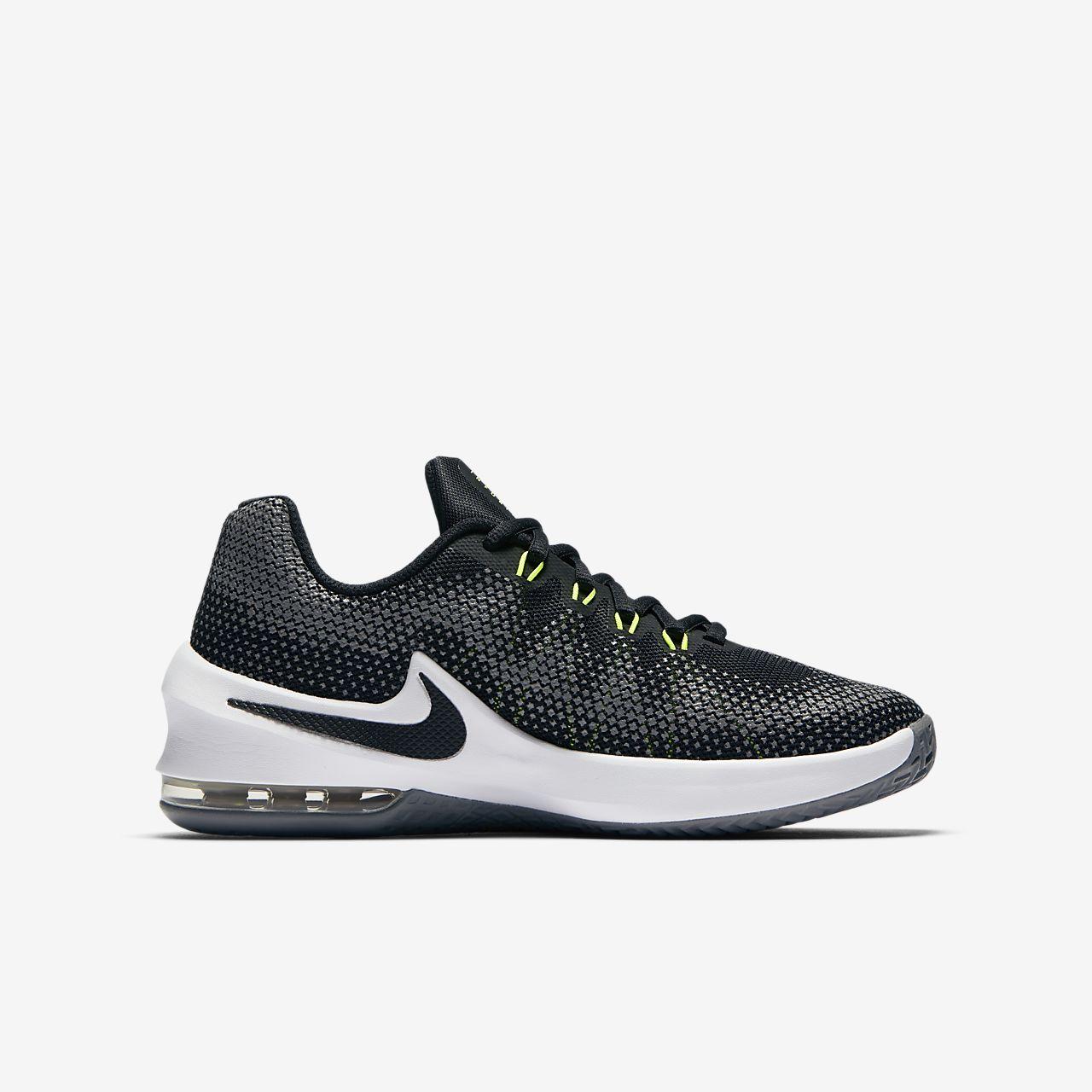 ... Nike Air Max Infuriate Big Kids' Basketball Shoe