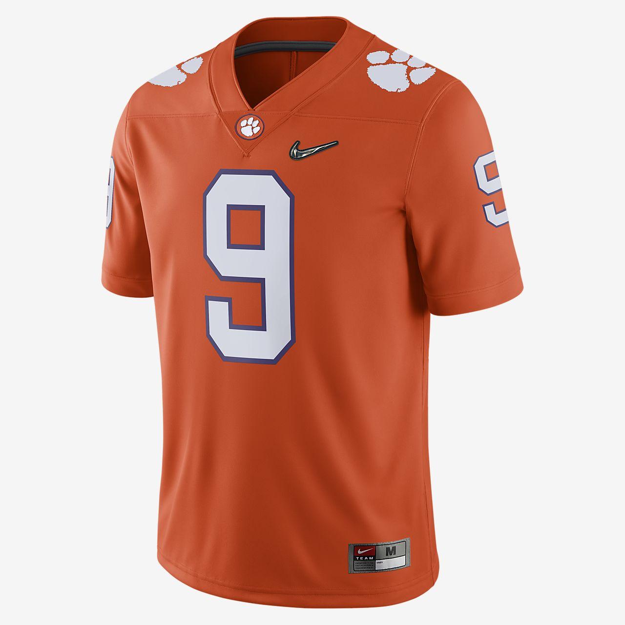 Nike National Championship Game Bound (Clemson) Men's Football Jersey