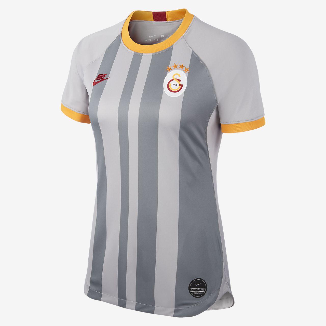 Dámský třetinový fotbalový dres Galatasaray 2019/20 Stadium