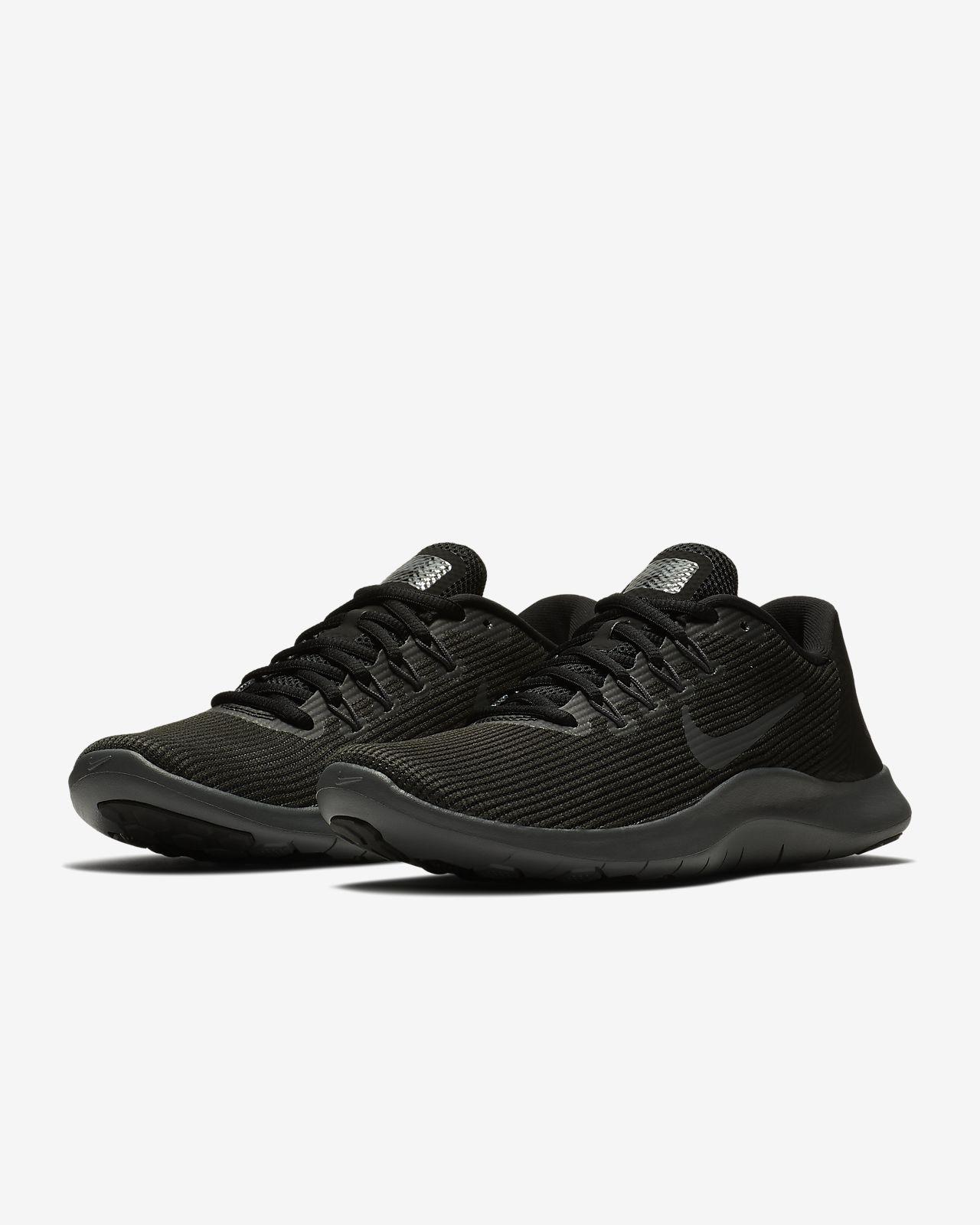 new product 09ccb ecb09 Nike Flex 2018 RN, Chaussures de Running Homme, Noir (Noir Anthracite