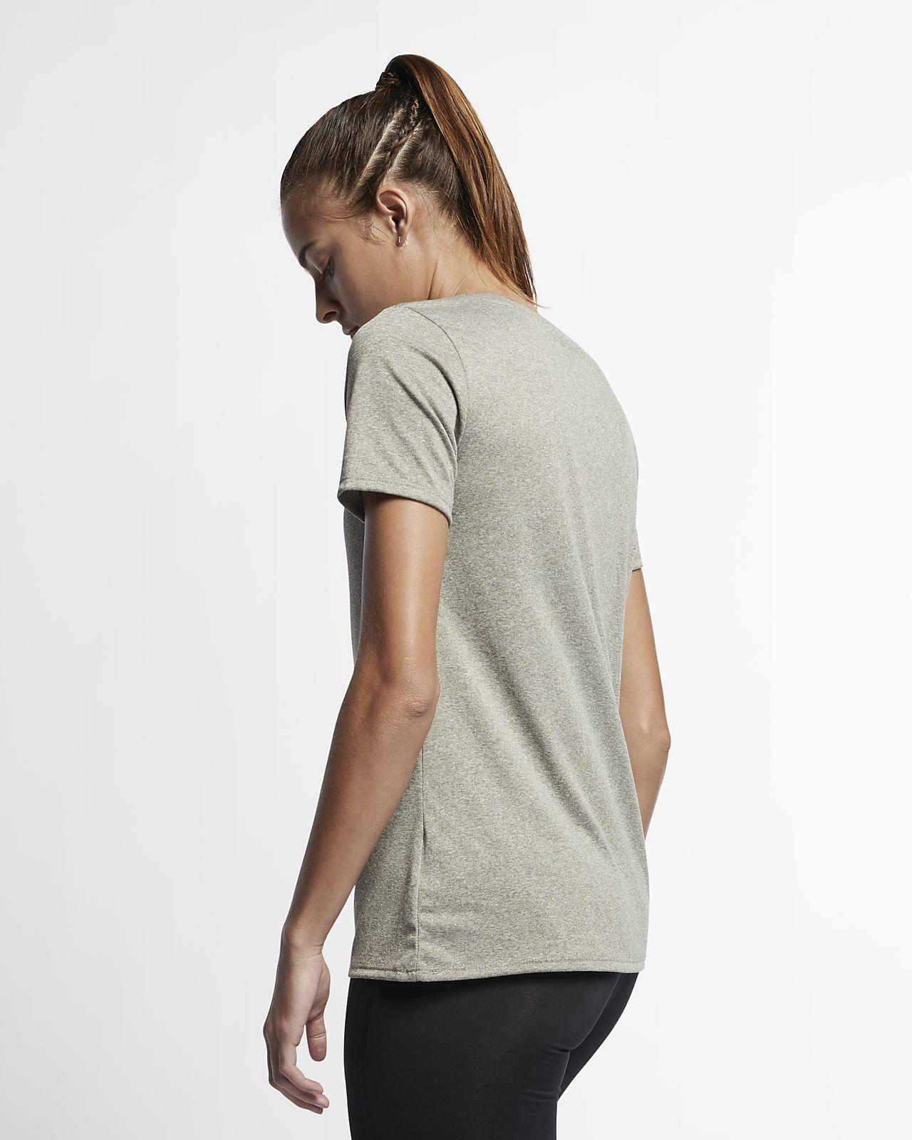 748270aa10500 Nike Dri-FIT Women s Training T-Shirt. Nike.com