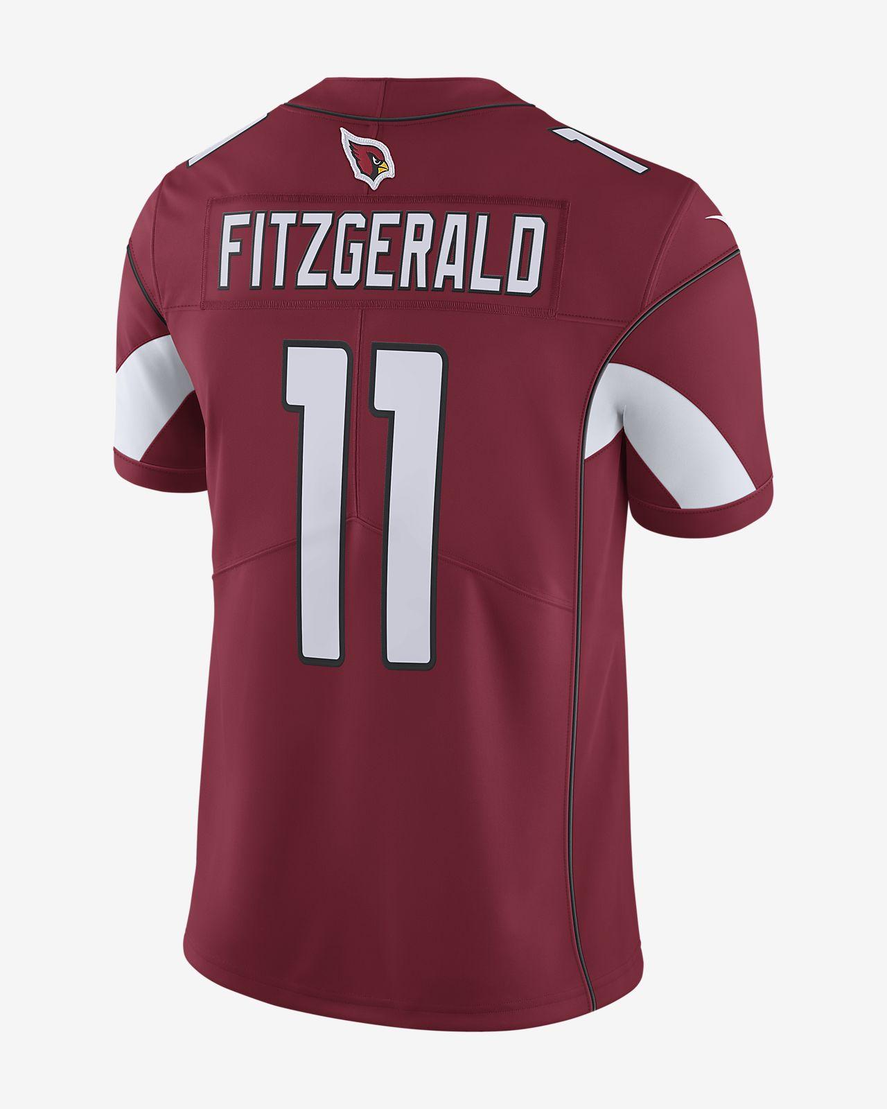 1981426fea70 ... NFL Arizona Cardinals Limited (Larry Fitzgerald) Men s Football Jersey