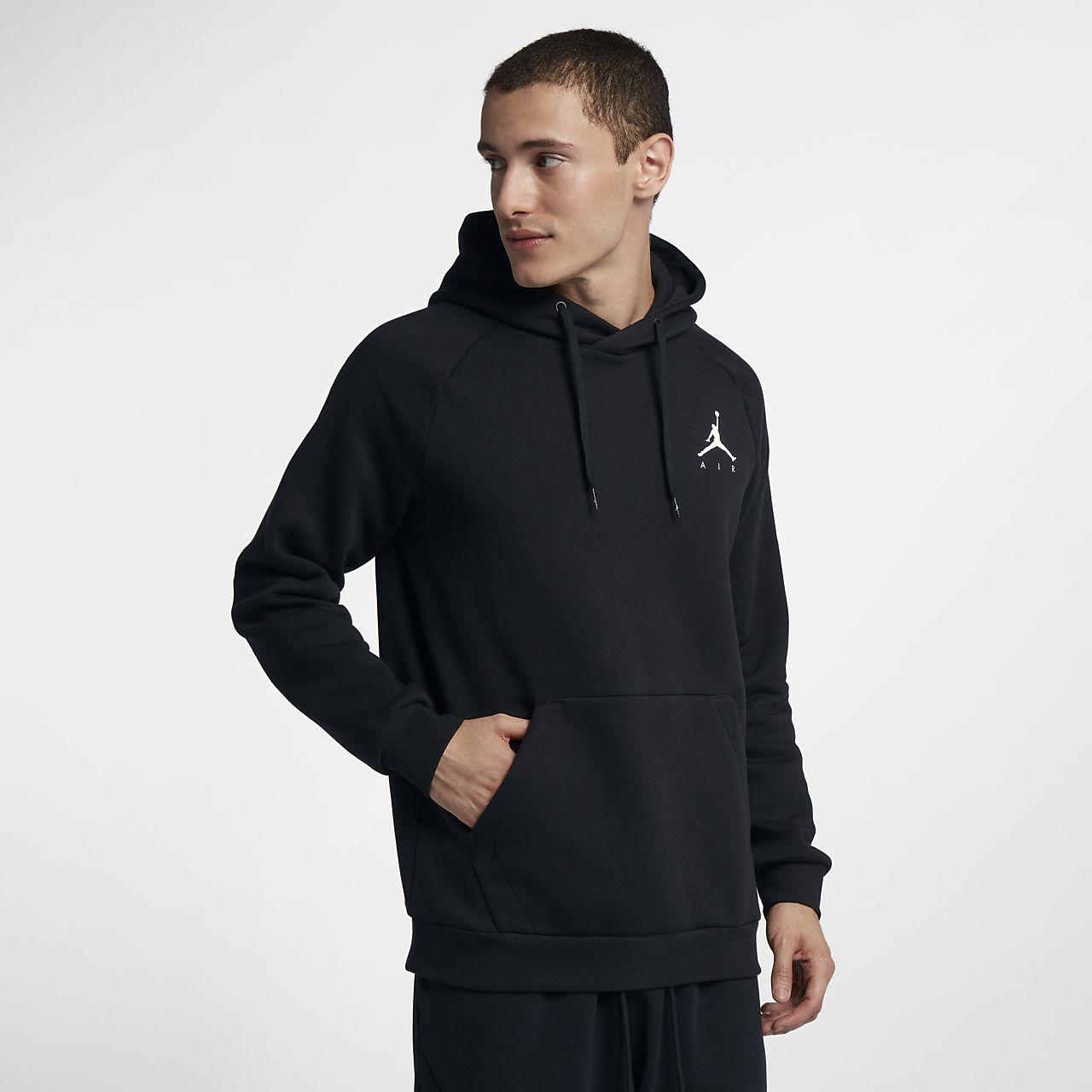 72f7c16f97 Jordan Jumpman Men s Fleece Pullover Hoodie. Nike.com