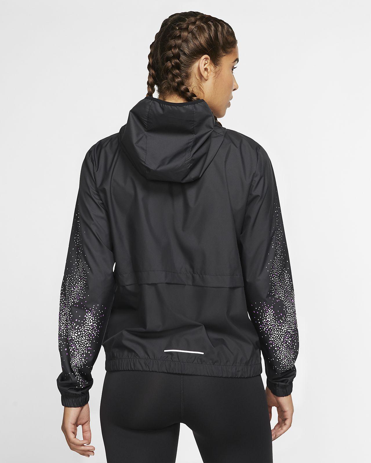 Nike Essential Chaqueta de running con cremallera completa Mujer