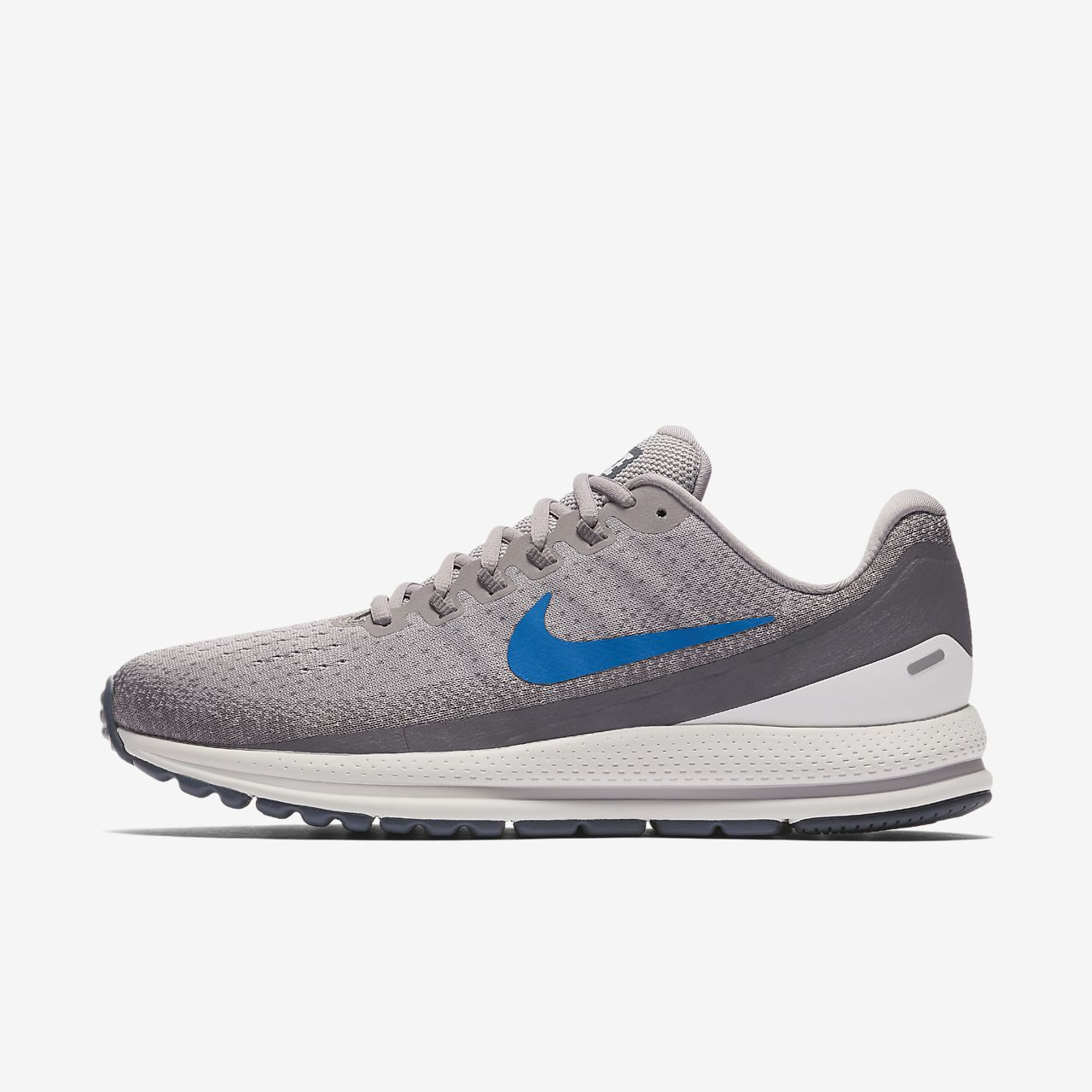 Nike Air Zoom Vomero 13 Men's Running Shoes White/Blue xU7784V