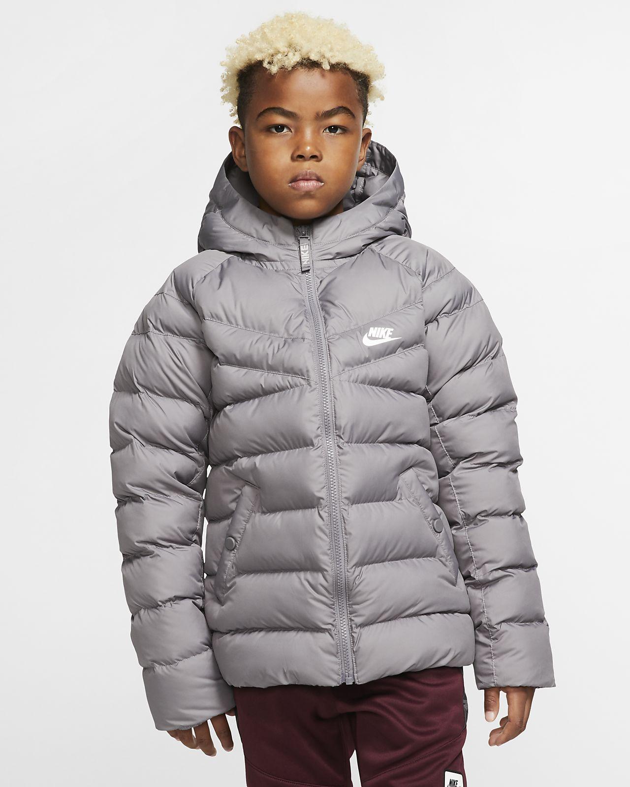 Nike Sportswear Synthetic Fill Jacke für ältere Kinder