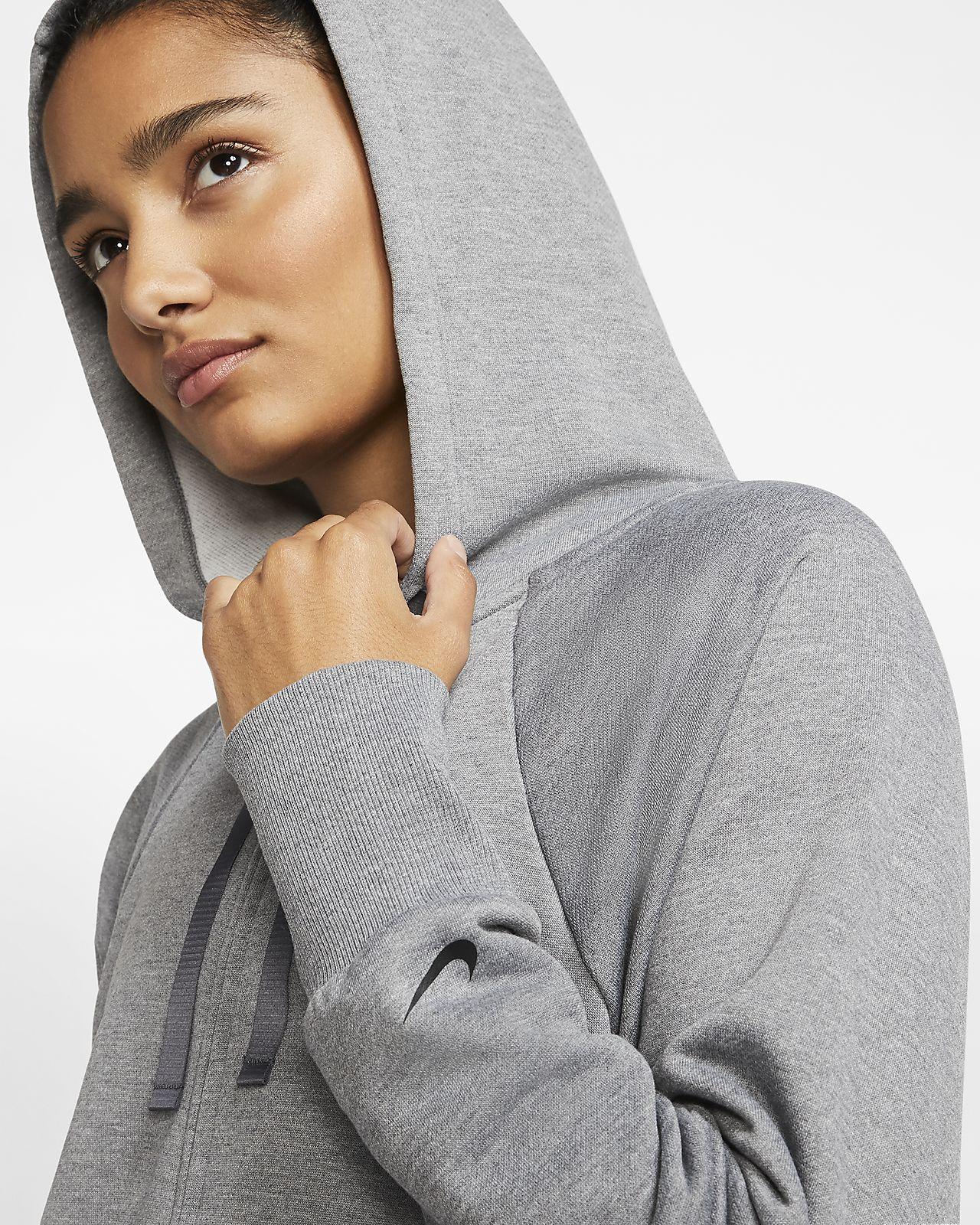 Nike Dri FIT Get Fit Full Zip Women's Training Hoodie in