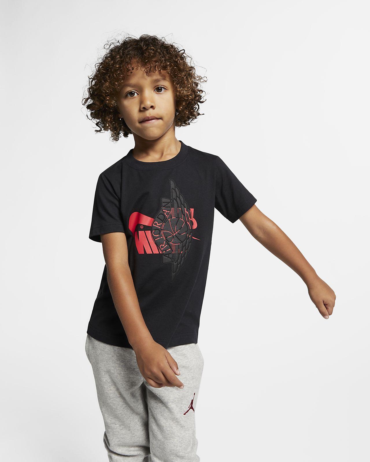 Jordan Sportswear Wings T-shirt voor kleuters
