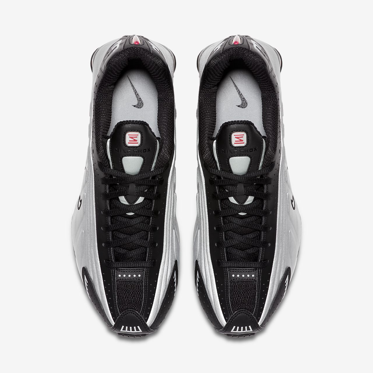 Nike Shox R4 x Neymar Jr. Schwarz