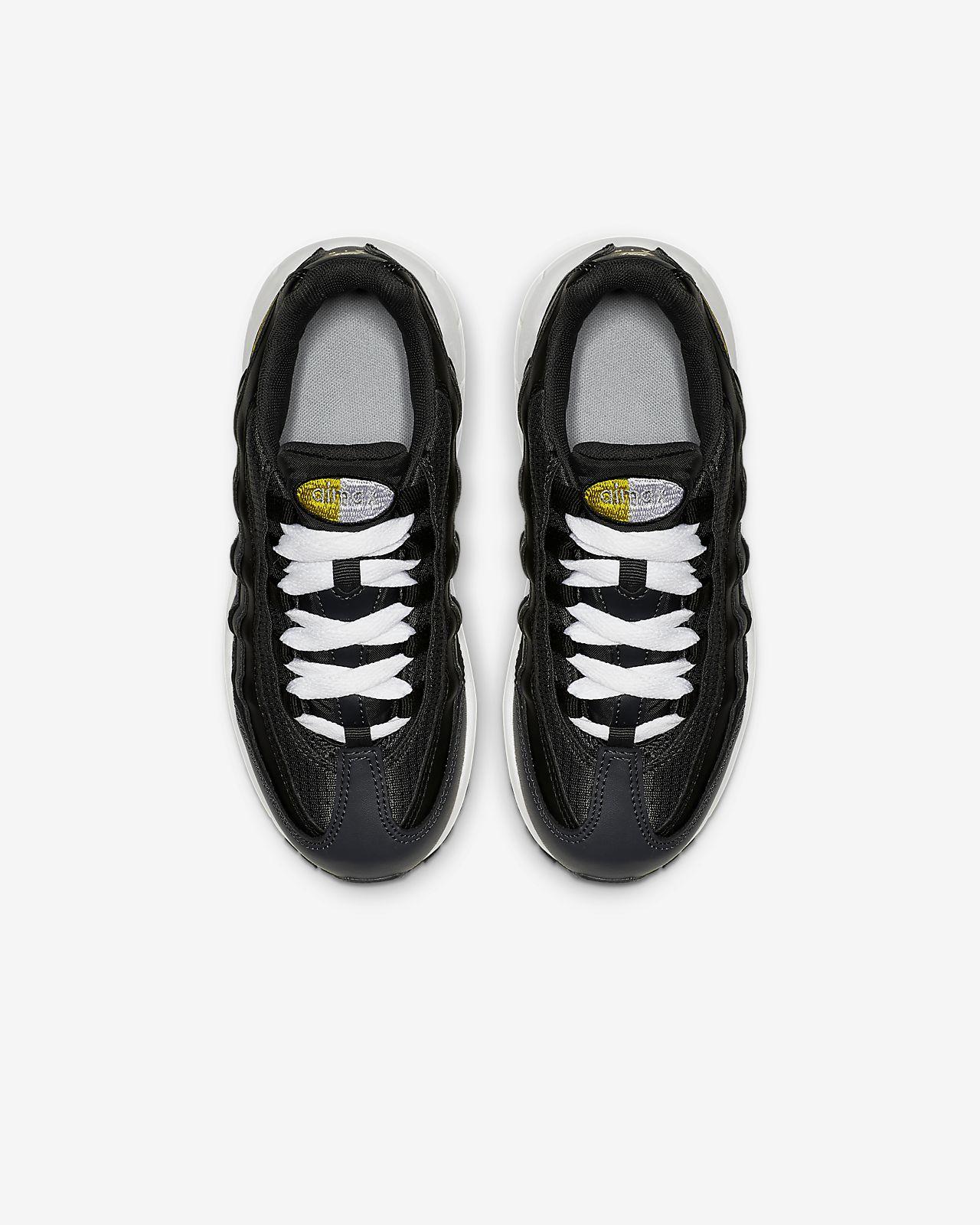 best cheap 15172 f95e1 ... Nike Air Max 95 Little Kids  Shoe