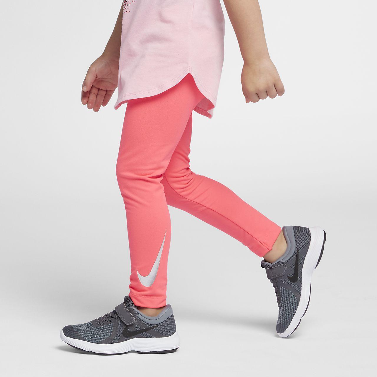 Dívčí legíny Nike Dri-FIT pro kojence a batolata