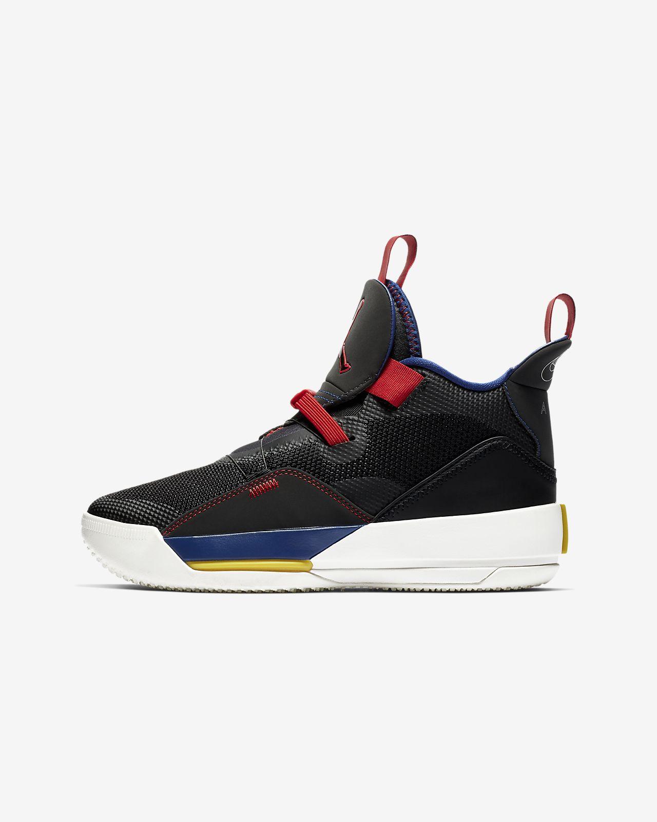 Air Jordan XXXIII (GS) 大童篮球童鞋