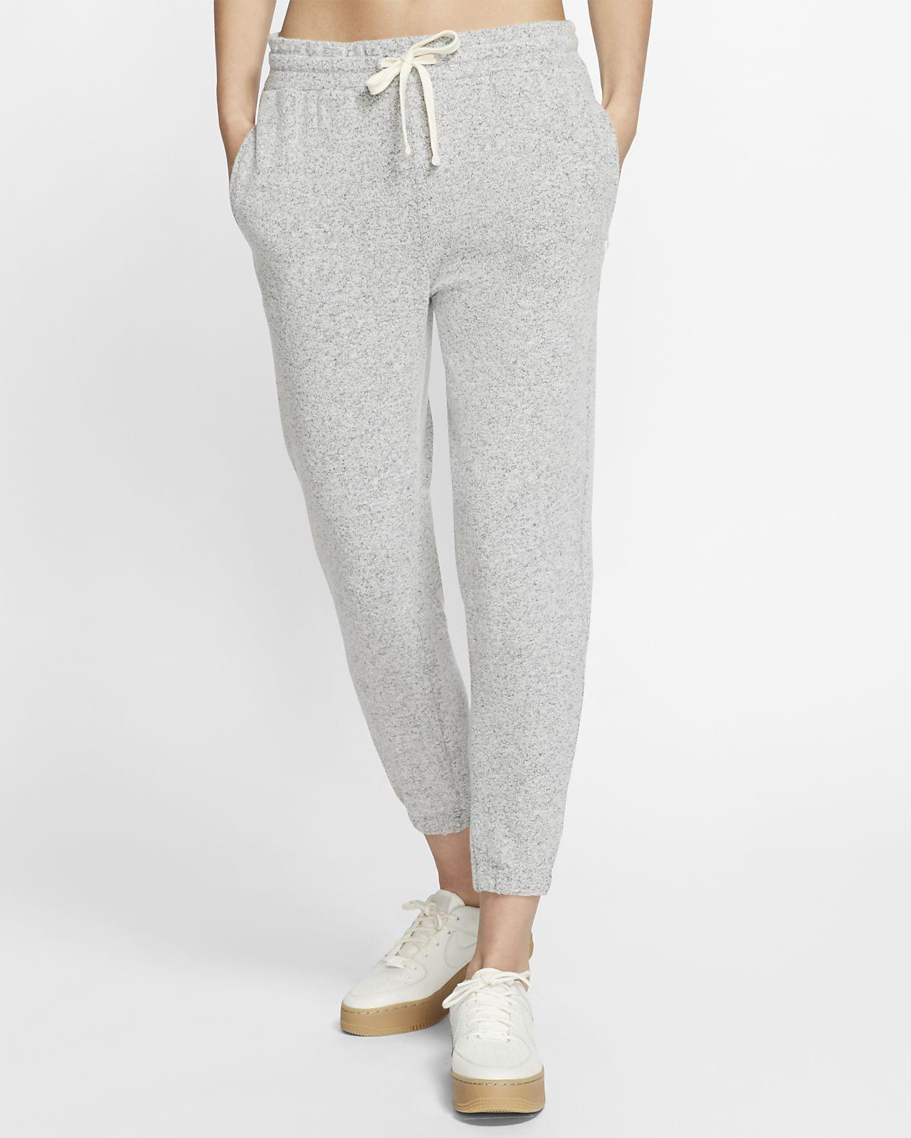 Pantalones de entrenamiento de tejido Fleece para mujer Hurley Chill