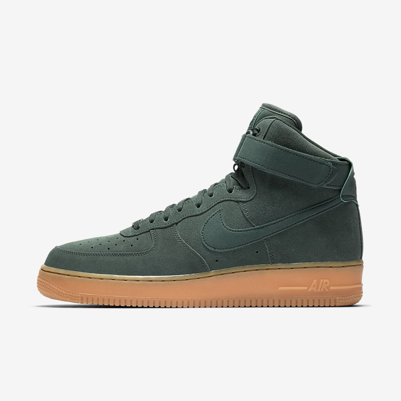 air force 1 suede homme
