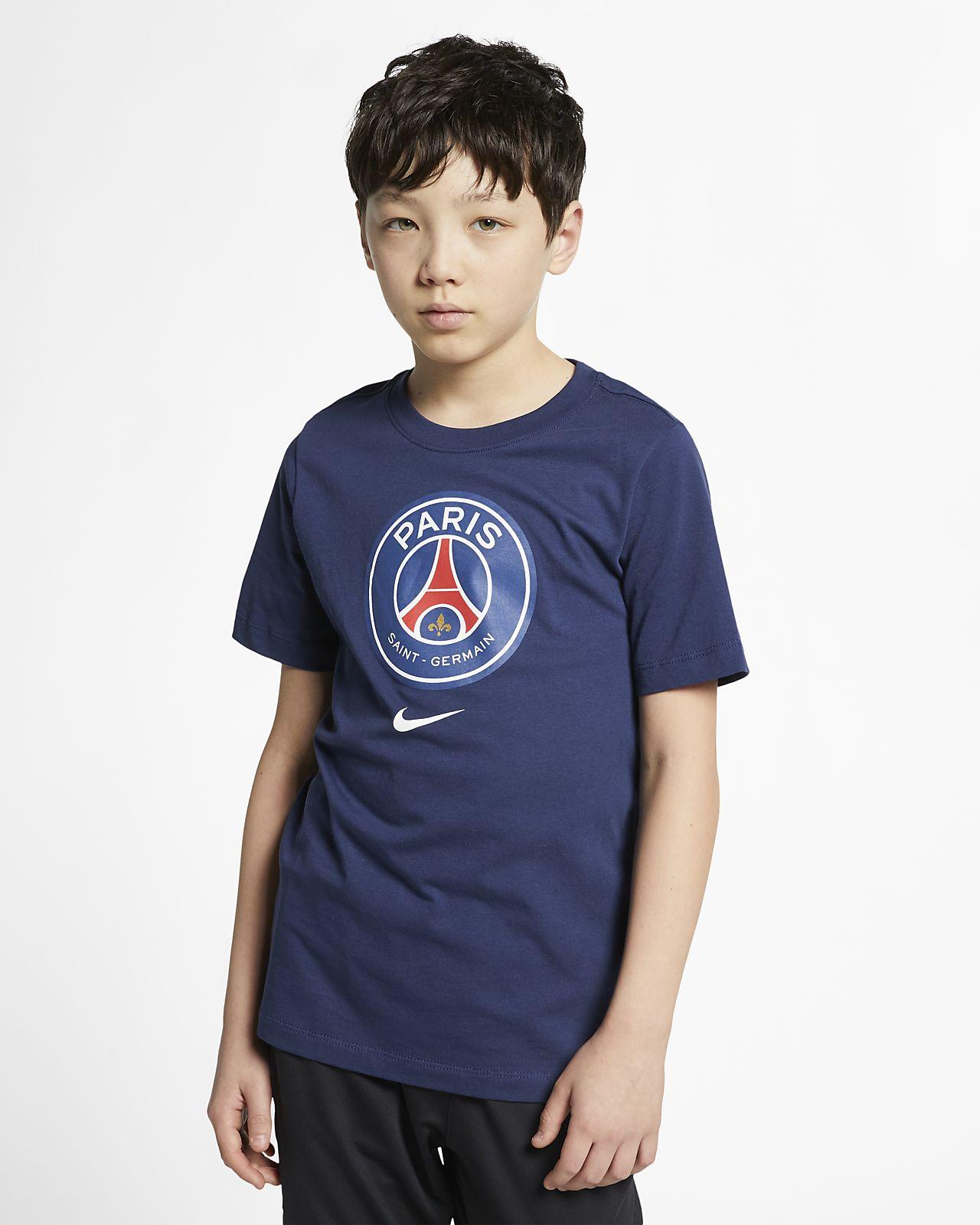 Tee-shirt Paris Saint-Germain pour Enfant plus âgé