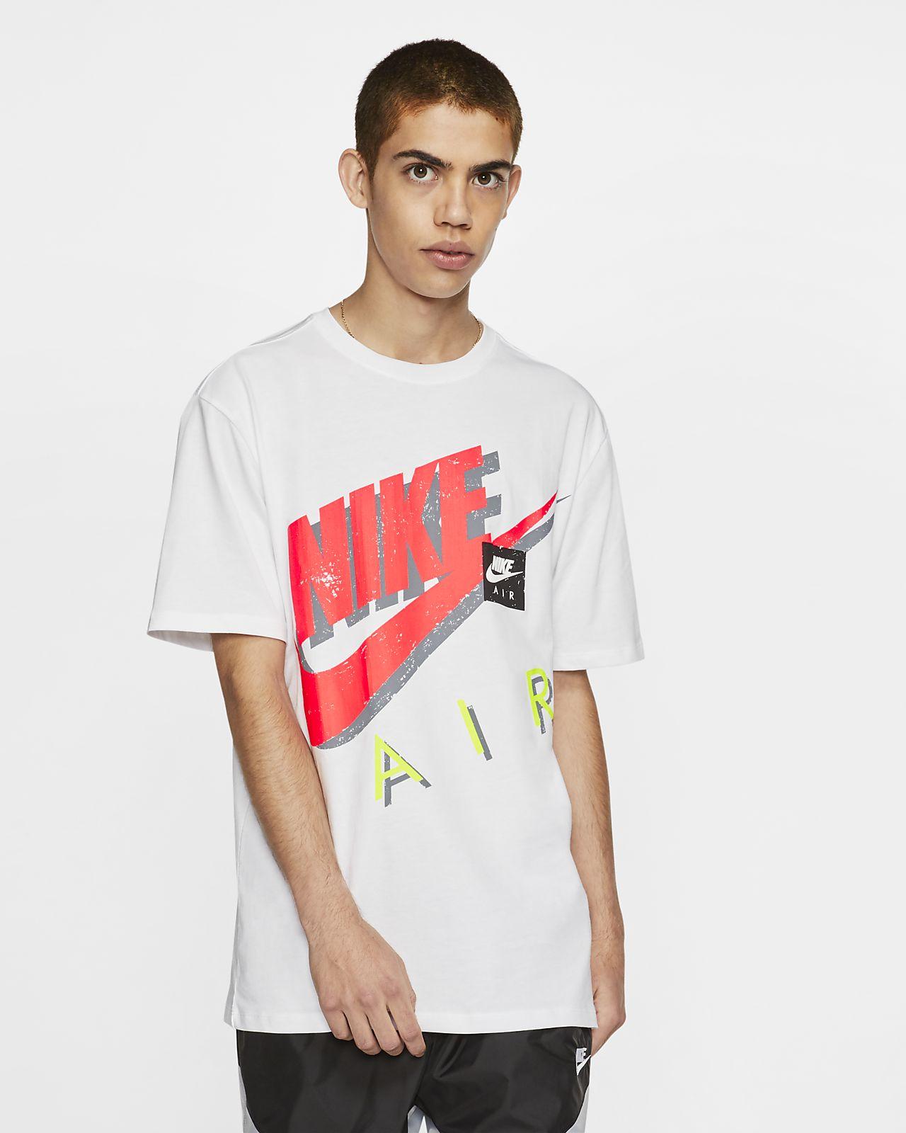 Nike Sportswear T-skjorte med trykk for herre