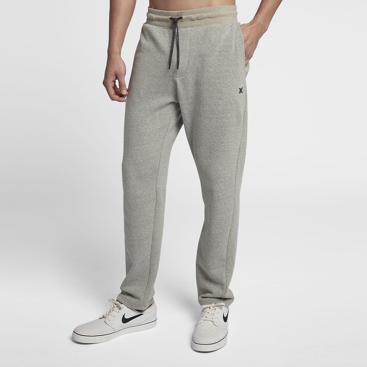 Мужские флисовые брюки Hurley Bayside 75 см. Nike.com RU f8e43c993bb