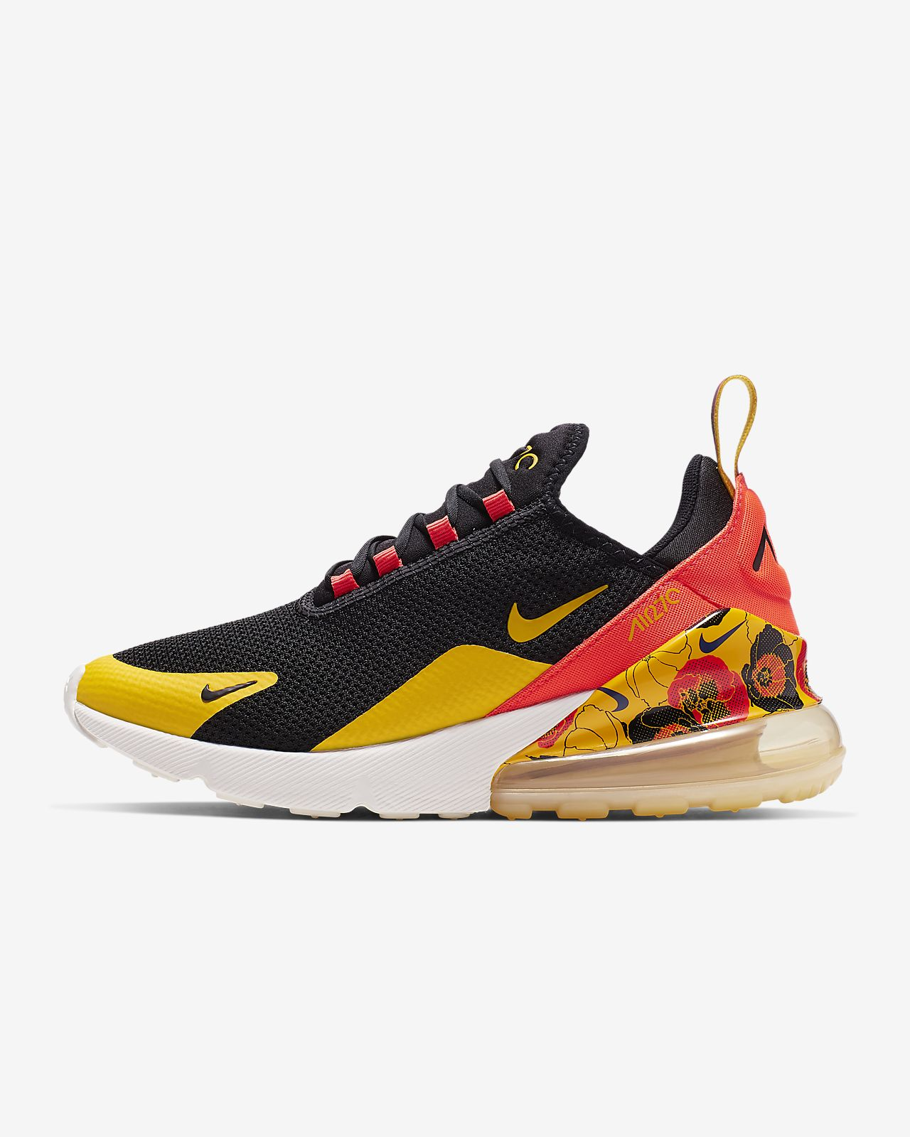 sale retailer bb327 555fb Nike Air Max 270 SE Floral Women's Shoe. Nike.com
