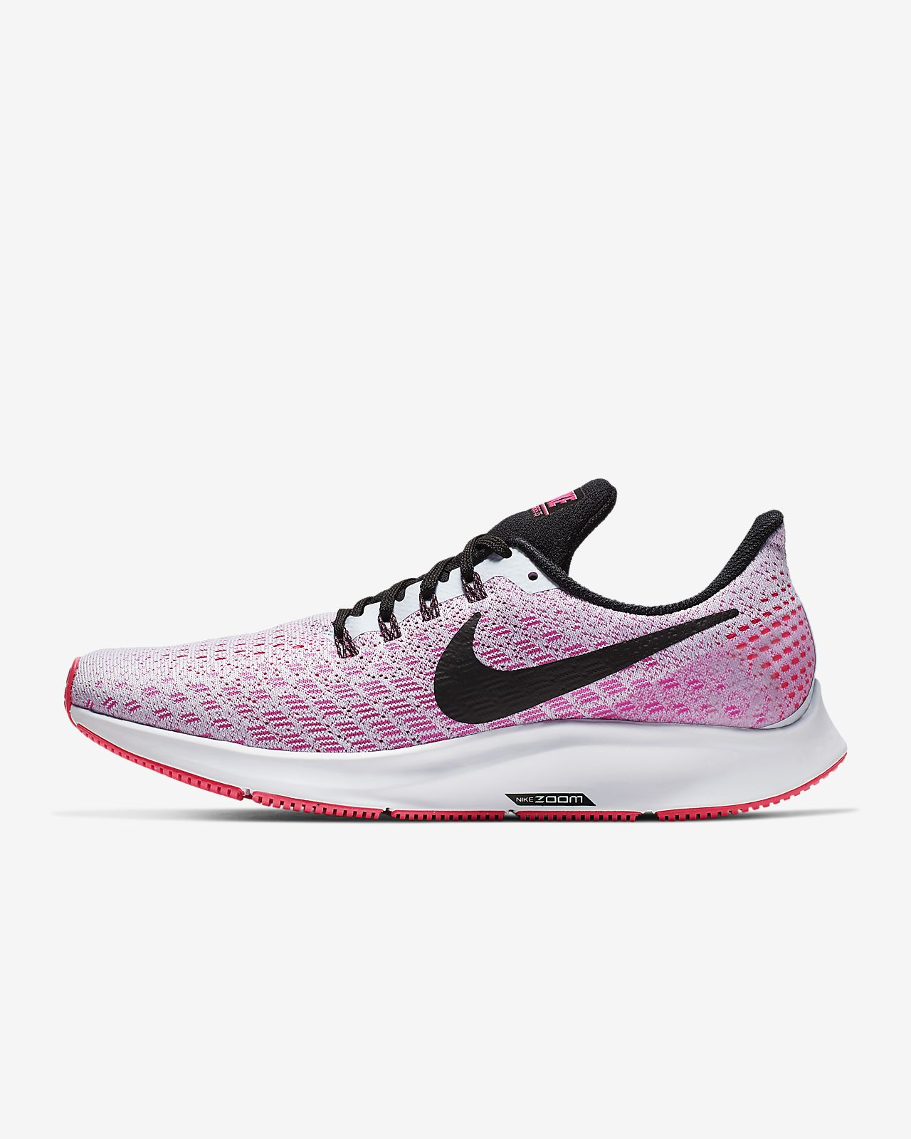 nike air zoom dames zwart