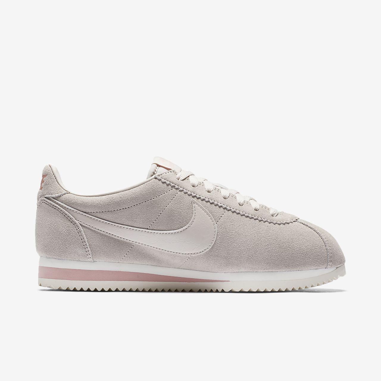 ... Nike Classic Cortez Suede Women's Shoe