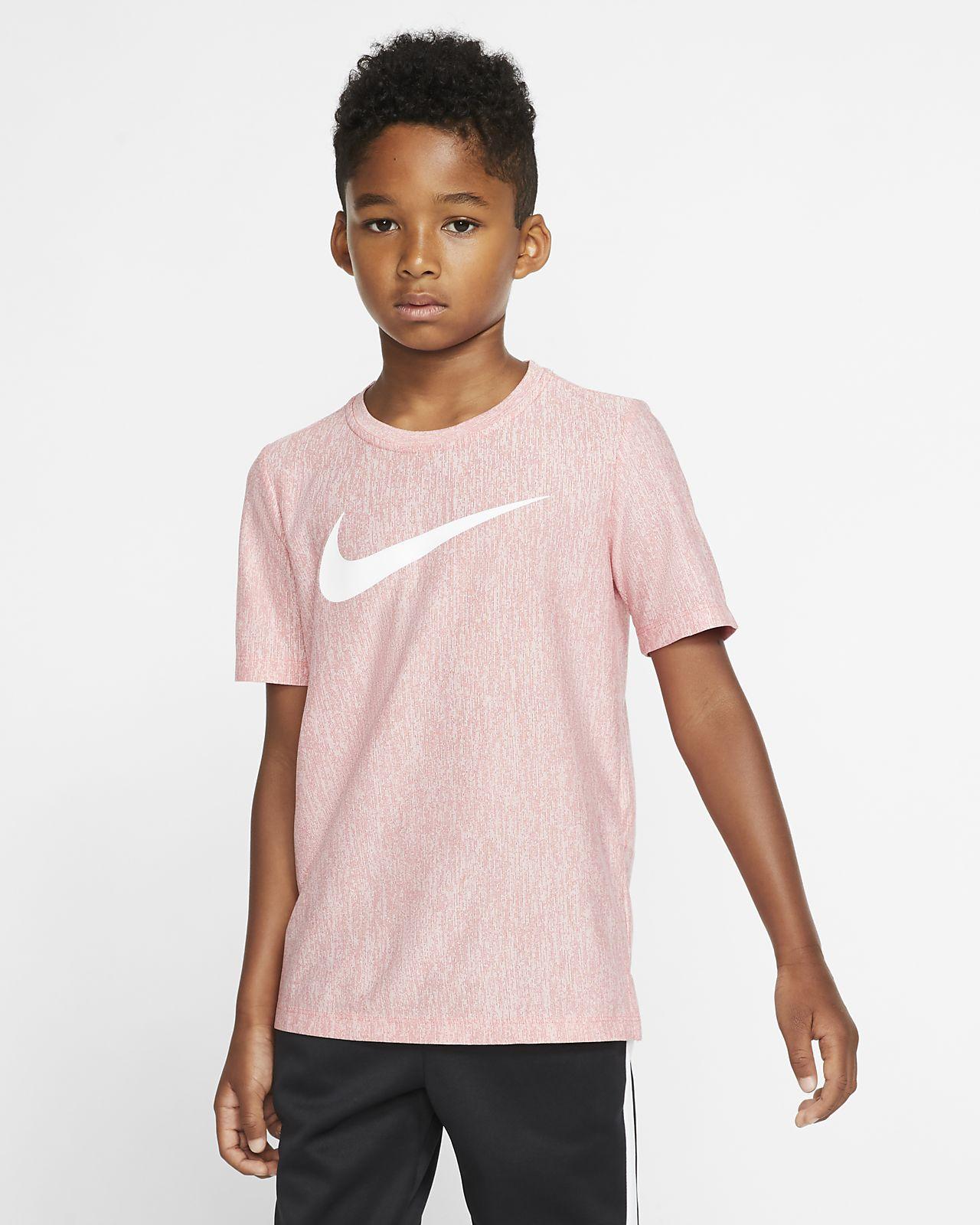 haut manches courtes Nike Dri Fit Training vêtements pour