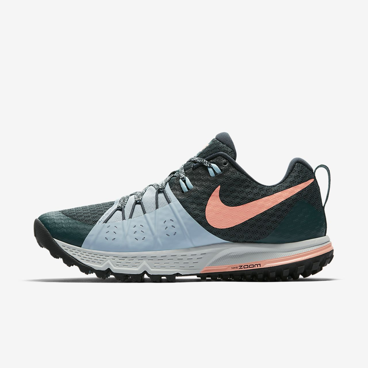 NIKE AIR ZOOM WILDHORSE 4 WOMEN'S RUNNING SHOE