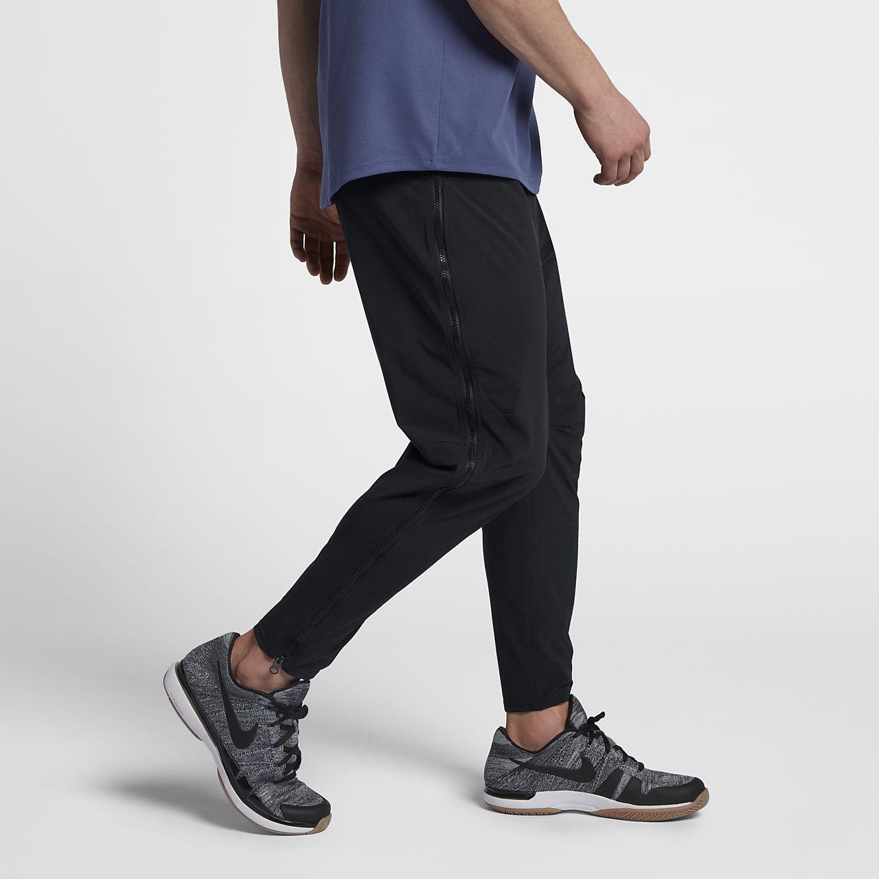 Low Resolution NikeCourt Flex Men's Tennis Pants NikeCourt Flex Men's  Tennis Pants
