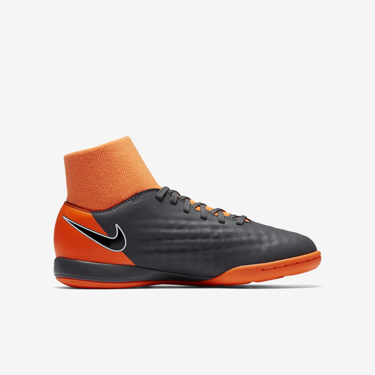 ... Nike Jr. Magista ObraX II Academy Dynamic Fit IC Little/Big Kids' Indoor