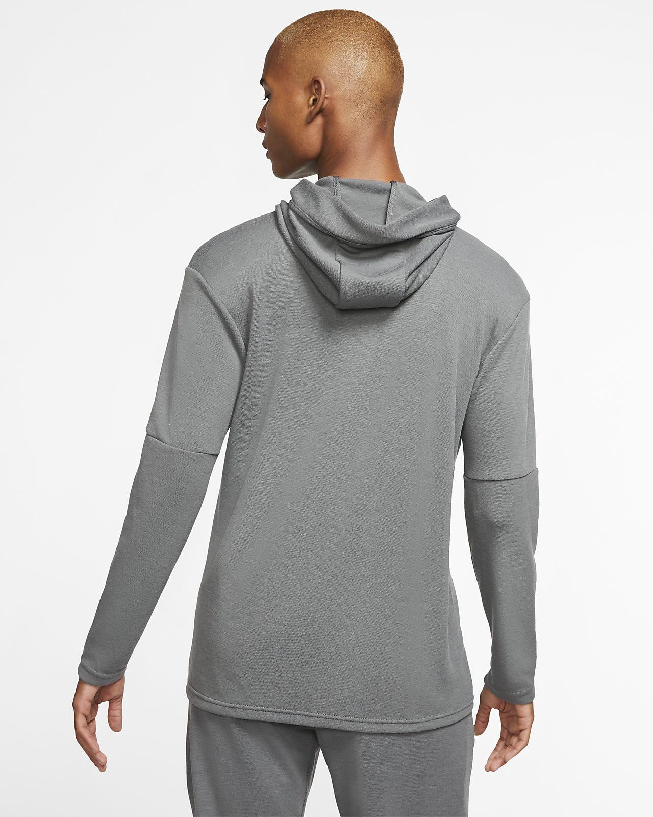 Nike Yoga Dri FIT Herren Hoodie