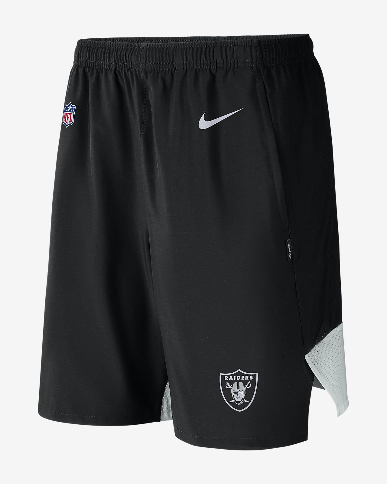 Nike Flex (NFL Raiders) Men's Shorts