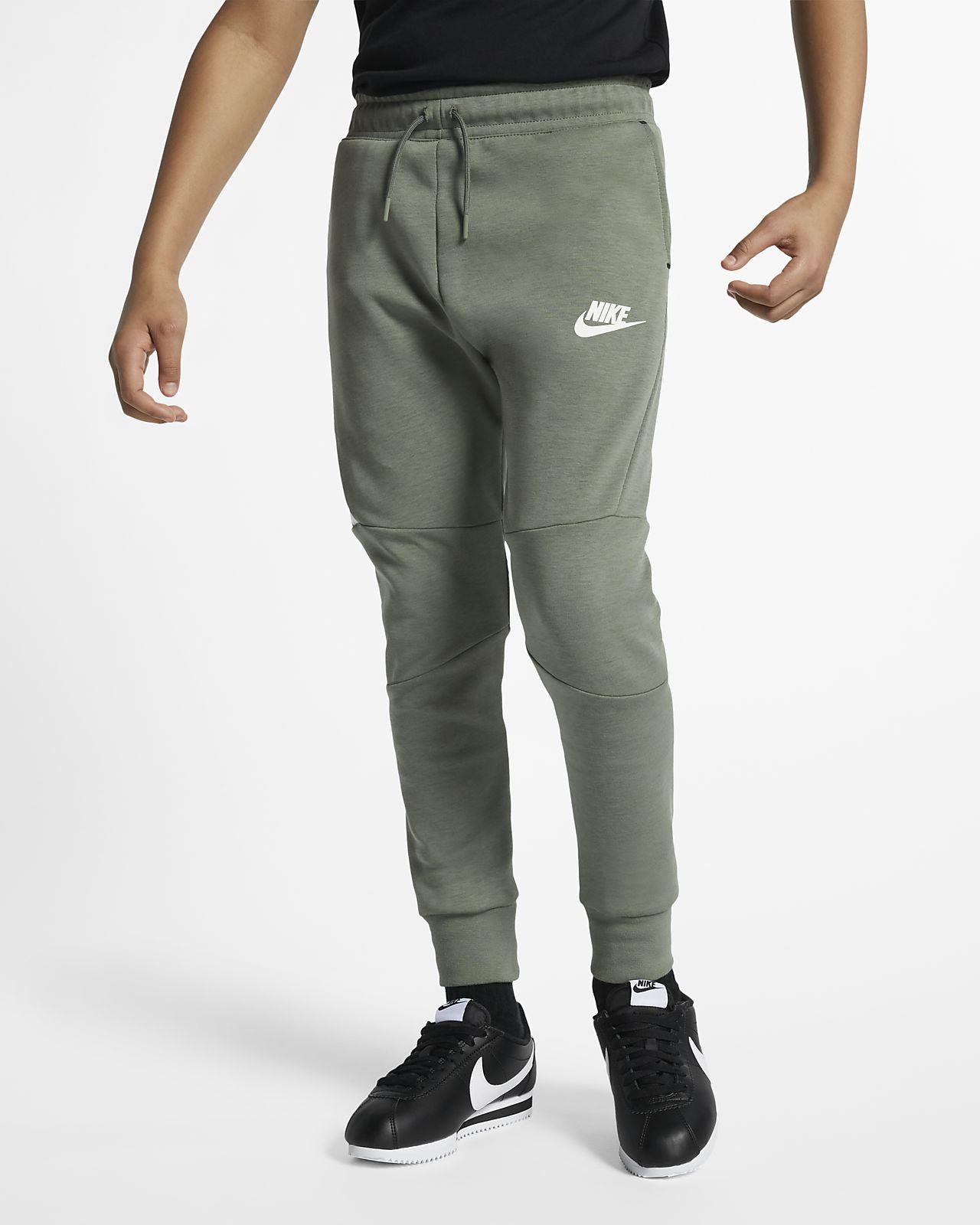 5e65d3e5e58c4c Nike Sportswear Tech Fleece-Hose für ältere Kinder. Nike.com BE