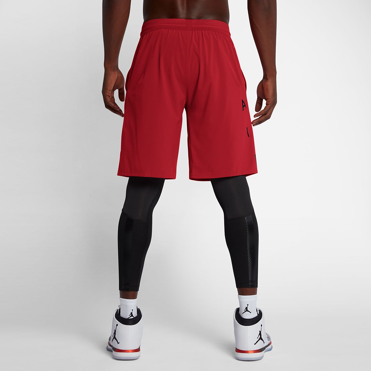 Nike Men Jordan Ultimate Flight Short Black31349-0