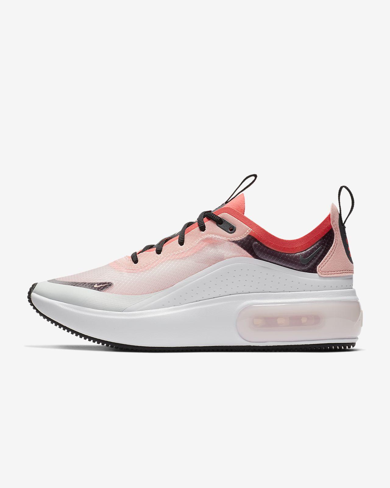 scarpe donna nike air max gialle
