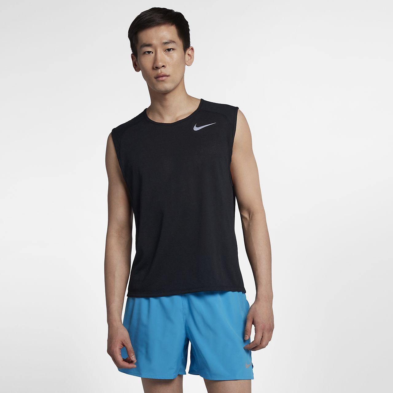 05a41c40b928ac Nike Rise 365 Men s Sleeveless Running Top. Nike.com GB