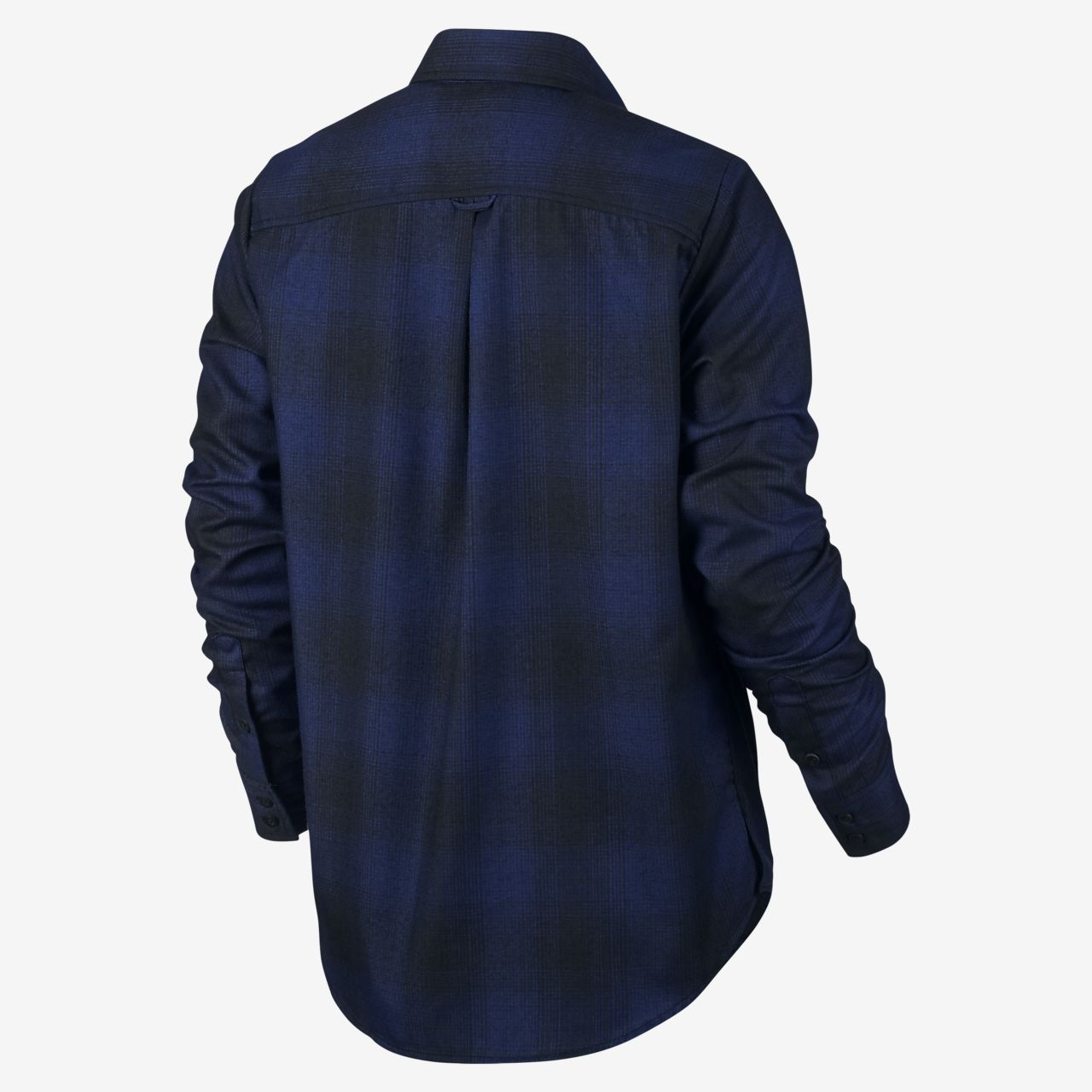 ... Hurley Dri-FIT Wilson Flannel Women's Long Sleeve Shirt