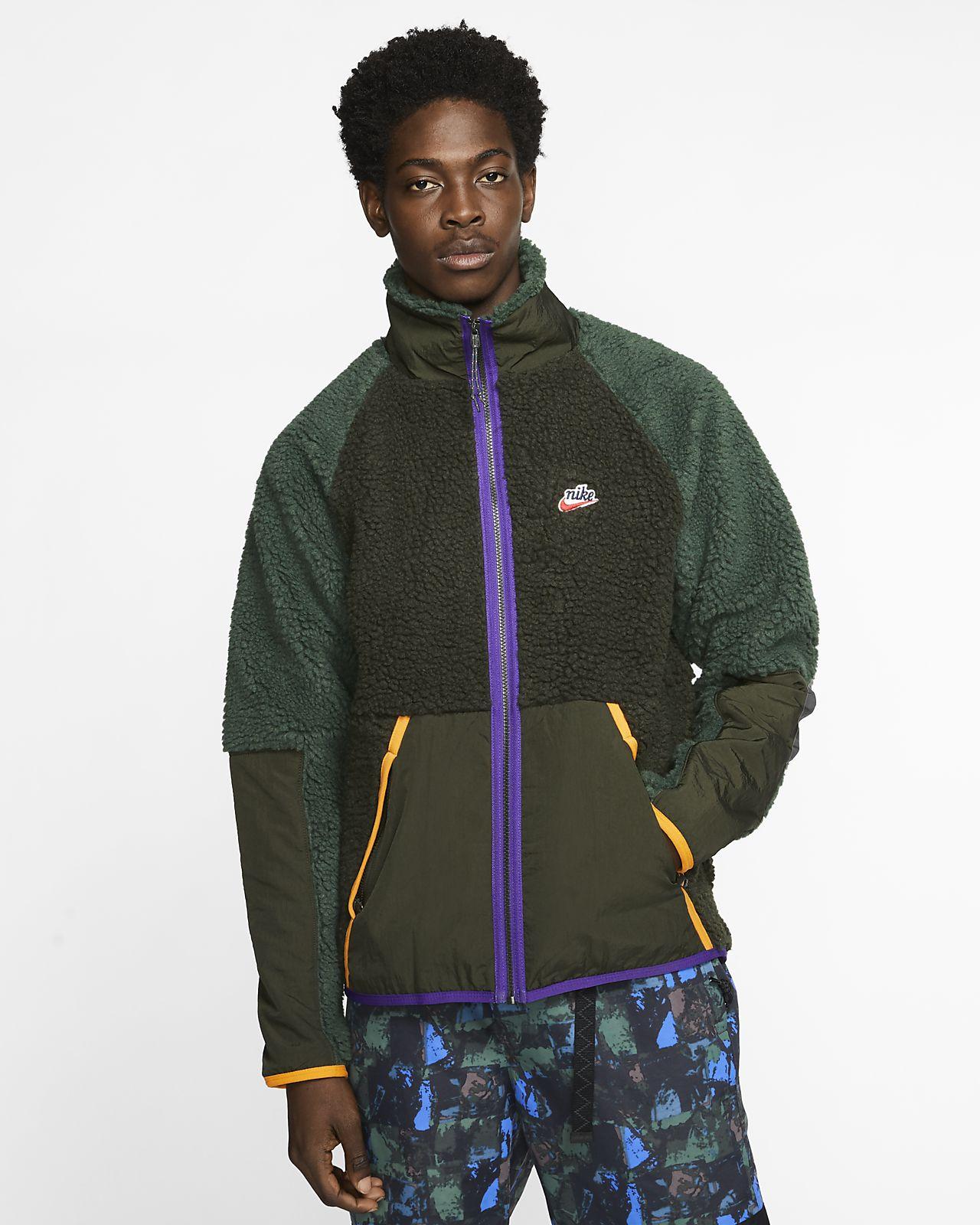 Nike Sherpa Jacke Für Sportswear Herren Fleece hrdtCQsxBo