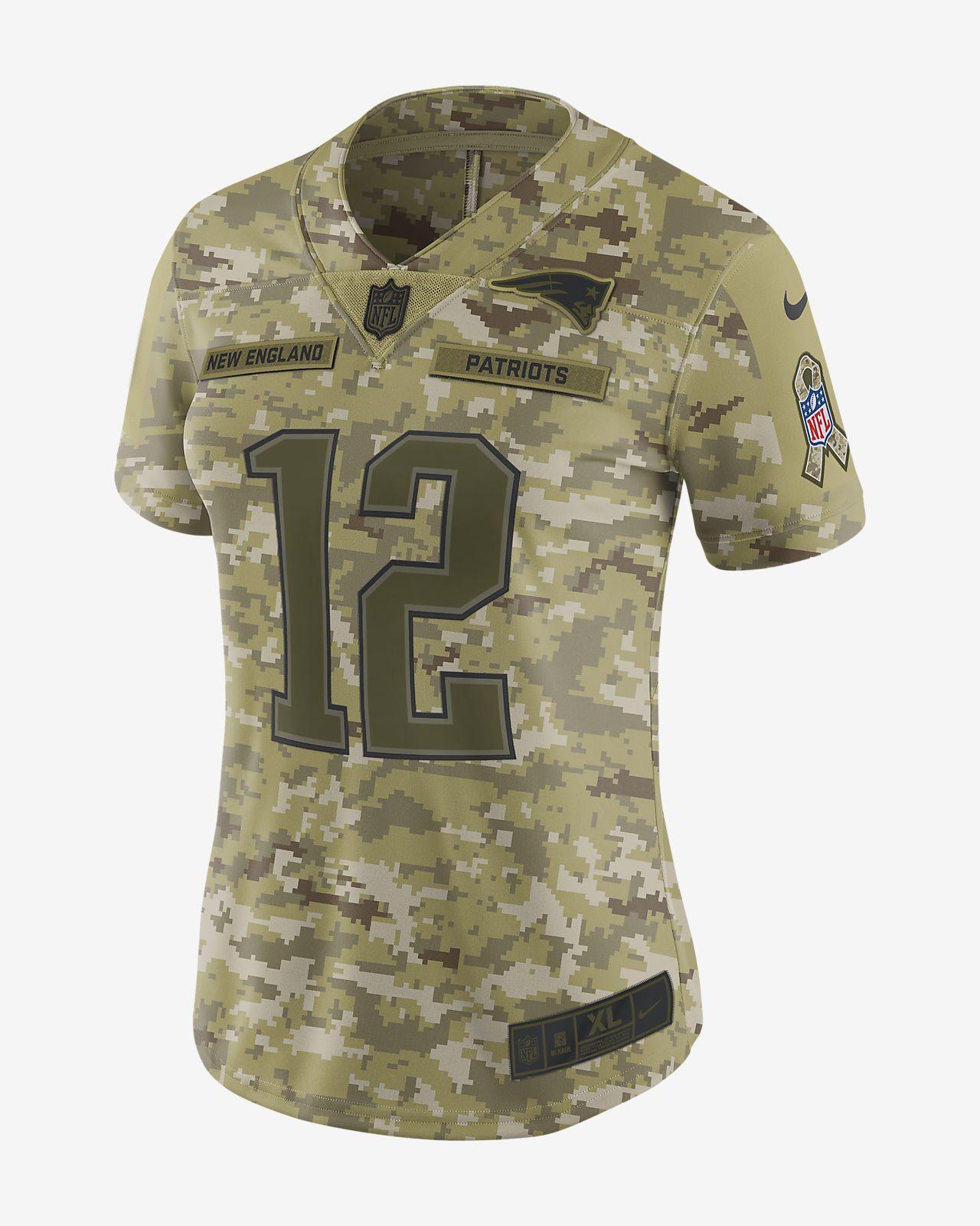 NFL New England Patriots Limited (Tom Brady) Women s Football Jersey ... cab9cddbd